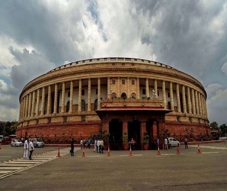 Parliament Highlights   Lok Sabha adjourned till Monday amid ruckus by Oppn leaders over farm laws
