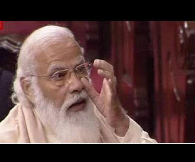 'Won't let you retire': PM Modi bids emotional goodbye to 'true friend' Ghulam Nabi Azad in Rajya Sabha