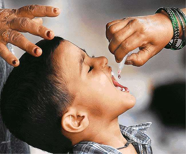 Twelve Maharashtra children administered sanitiser drops instead of polio vaccine, hospitalised