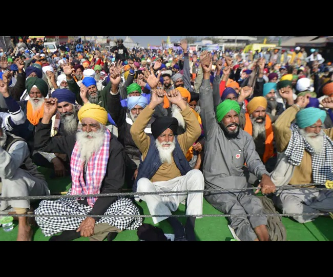 Farmers' protest in Punjab may teeter as state orders curbs on indoor, outdoor gatherings from March 1