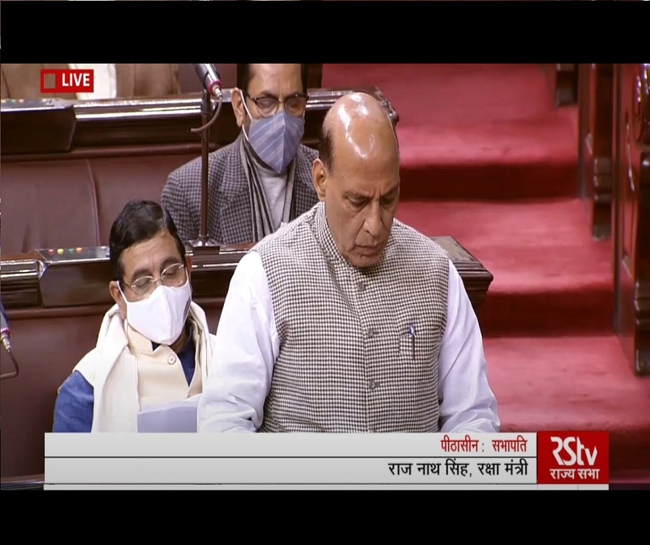 Parliament: Rajnath Singh says 'LAC disengagement to be phased and verifiable' | As it happened