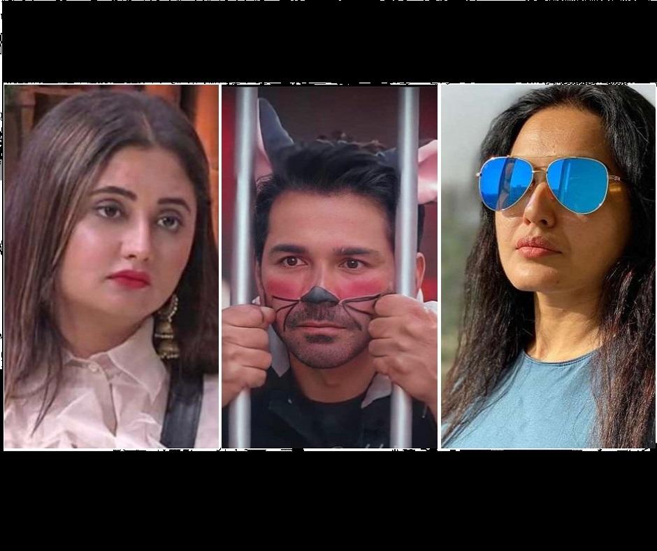Bigg Boss 14   'Highly unfair': Kamya Punjabi, Rashami Desai upset over Abhinav Shukla's sudden eviction from BB house