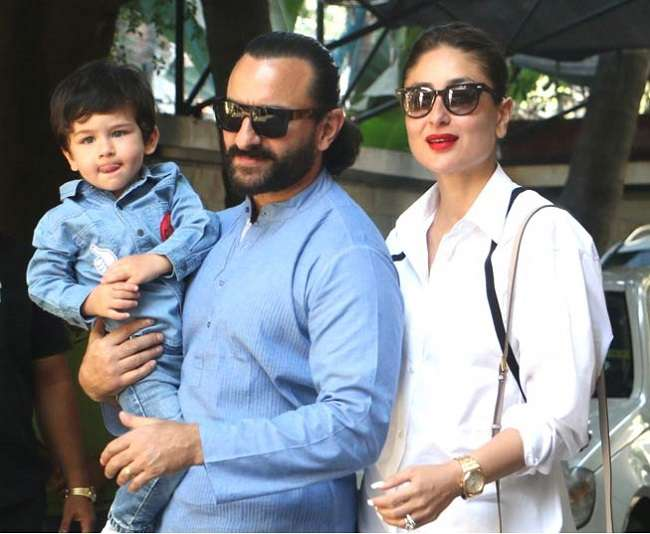 Saif Ali Khan talks about becoming a father again, says the 'making' was 'great fun'