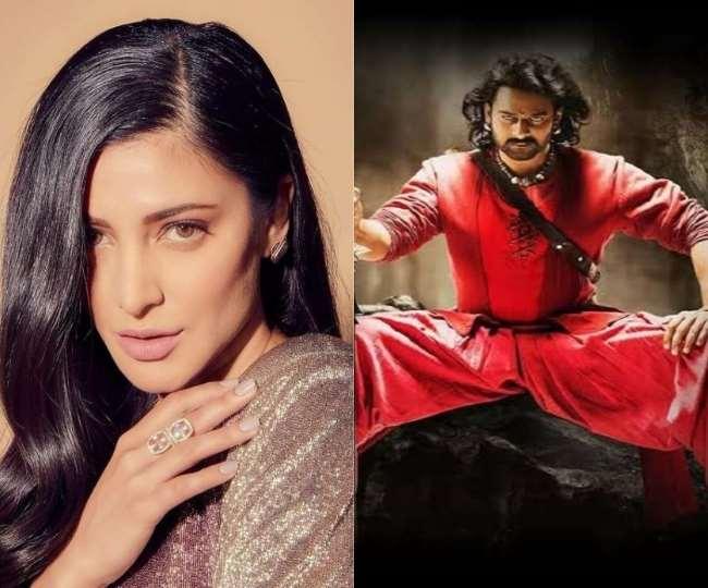 Salaar: Prabhas, Shruti Haasan action saga to release in April next year,  new poster unveiled