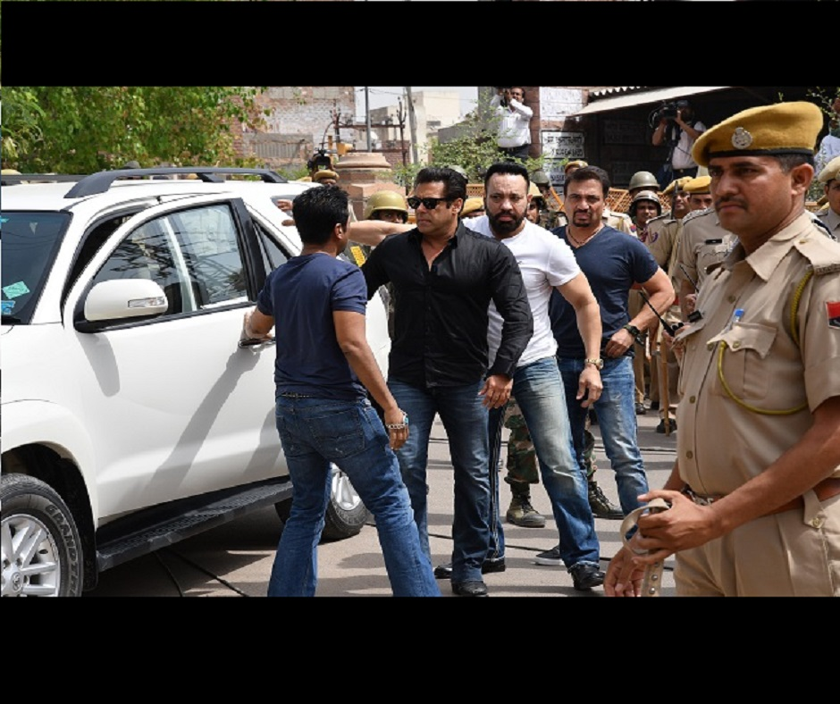Blackbuck Poaching Case: Breather for Salman Khan as court rejects Rajasthan govt's plea; here's a complete timeline of the case