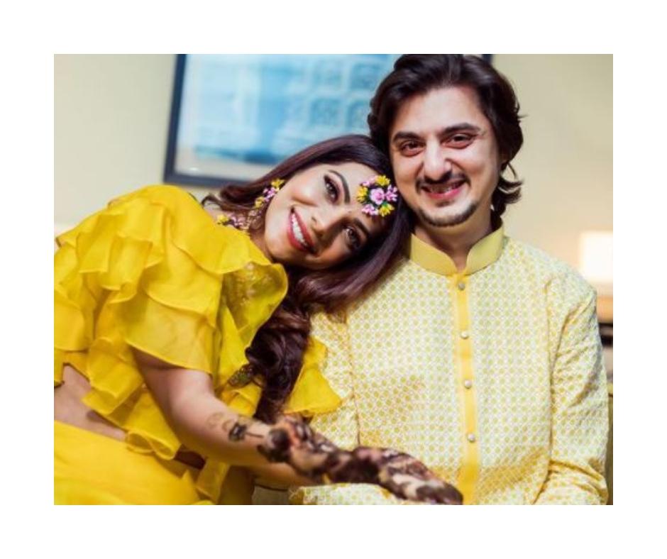 Shaka Laka Boom Boom fame Aaditya Kapadia ties the knot with TV actress Tanvi Thakker