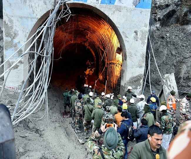 Uttarakhand Glacier Burst: 2 more bodies recovered from Tapovan tunnel, total death toll rises to 58; 146 still missing