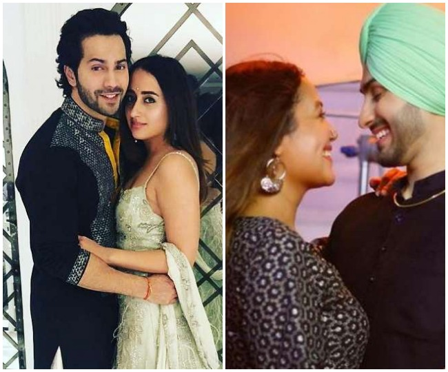 Varun Dhawan-Natasha Dalal to Neha Kakkar-Rohanpreet, couples to celebrate Valentine's Day 2021 first time after marriage