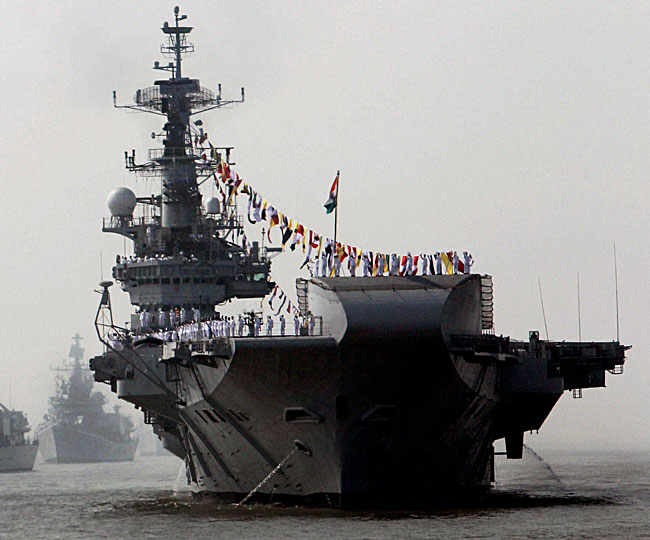 SC holds dismantling of decommissioned aircraft carrier INS Viraat, issues notice to owner