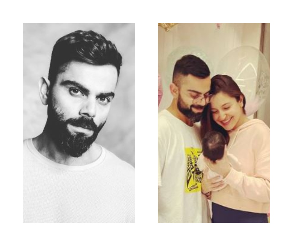"""Virat Kohli on daughter Vamika, """"Becoming a father has been and will remain the greatest moment in my life"""""""