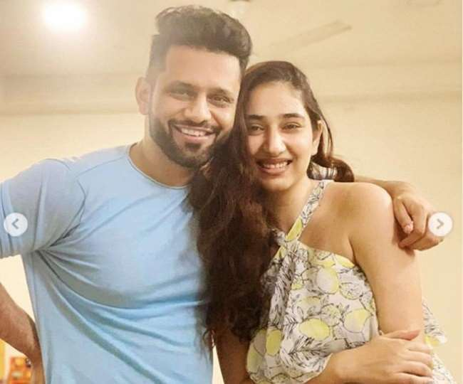 Bigg Boss 14: Did Rahul Vaidya's mother confirm his marriage with Disha Parmar? WATCH
