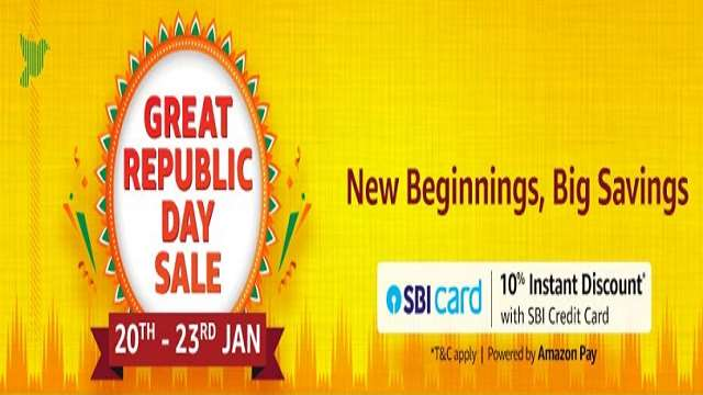 From One Plus to Redmi to Apple; Amazon offers great discounts on smartphones during Great Republic Day Sale
