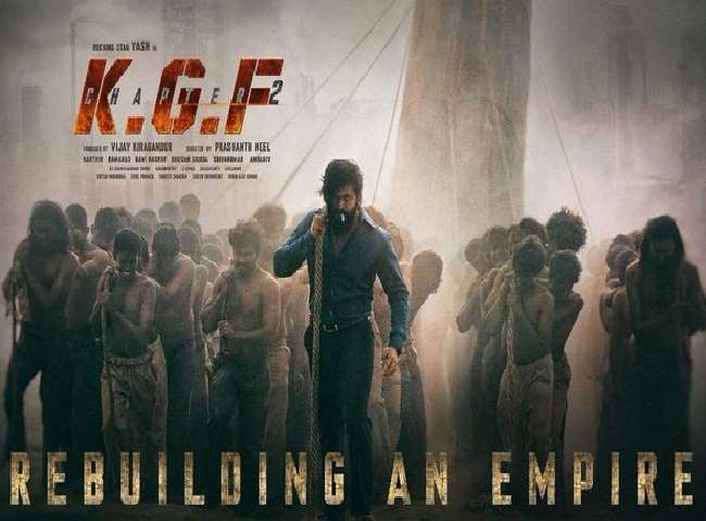 KGF Chapter 2 Teaser: Rocky Bhai-Sanjay Dutt bring out power-packed glimpses, Raveena Tandon is the show-stopper | WATCH