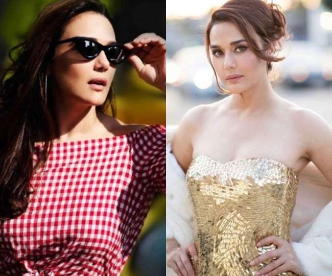 Happy Birthday Preity Zinta: These 7 pictures of the 'dimple-queen' will make your heart skip a beat