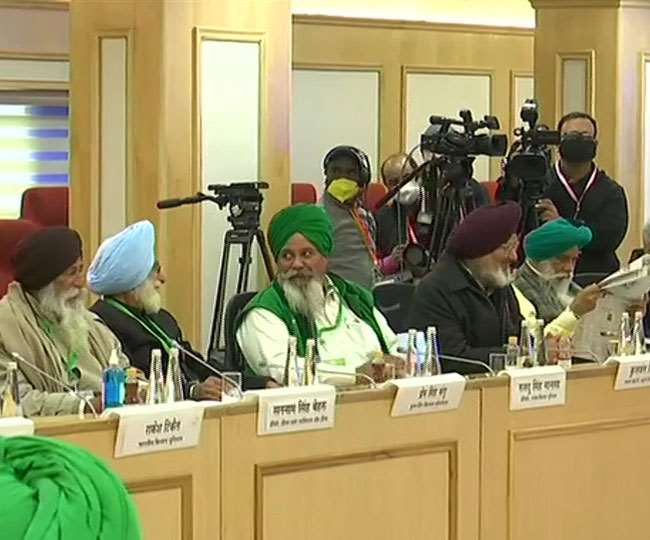 Farmers' Protest: Next meet on Jan 19 as 9th round of talks ends without any outcome; stalemate continues | Highlights