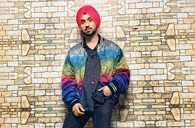 Diljit Dosanjh to rope in for Ali Abbas Zafar's film on the '84 Anti-Sikh Riot'? Check details inside
