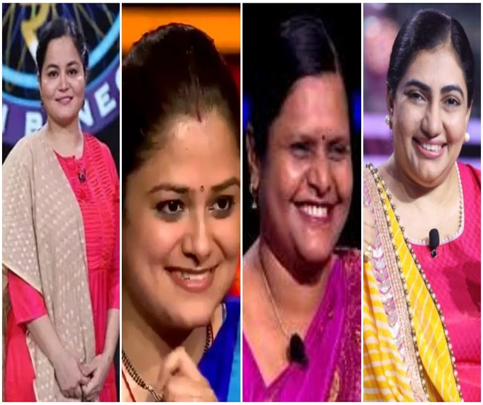 KBC 12: For first time 4 women bags Crorepati title in a single season of Amitabh Bachchan's show
