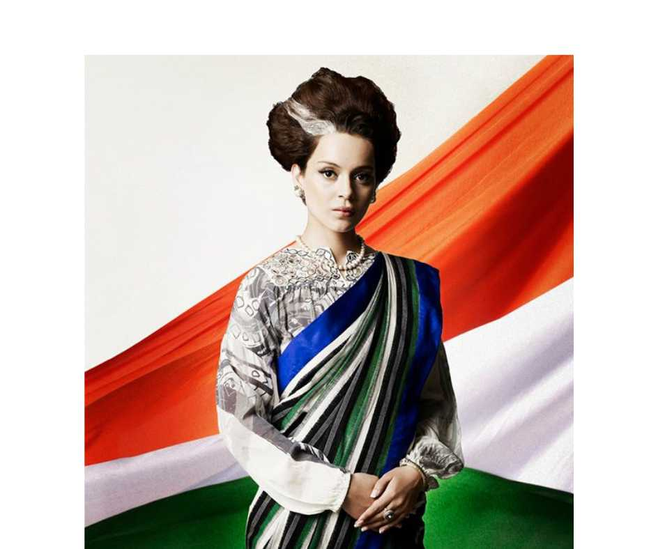 Kangana Ranaut to play Indira Gandhi in political period drama