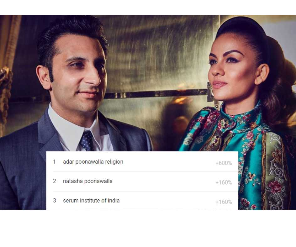 Who is 'India's vaccine man' Adar Poonawalla's wife? Google Trends suggest Indians more curious to know about his wife