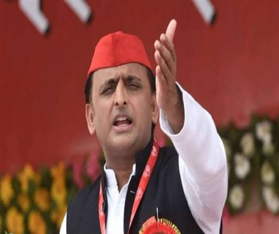 Akhilesh Yadav sparks controversy, says 'can't trust BJP, won't take their COVID-19 vaccine'