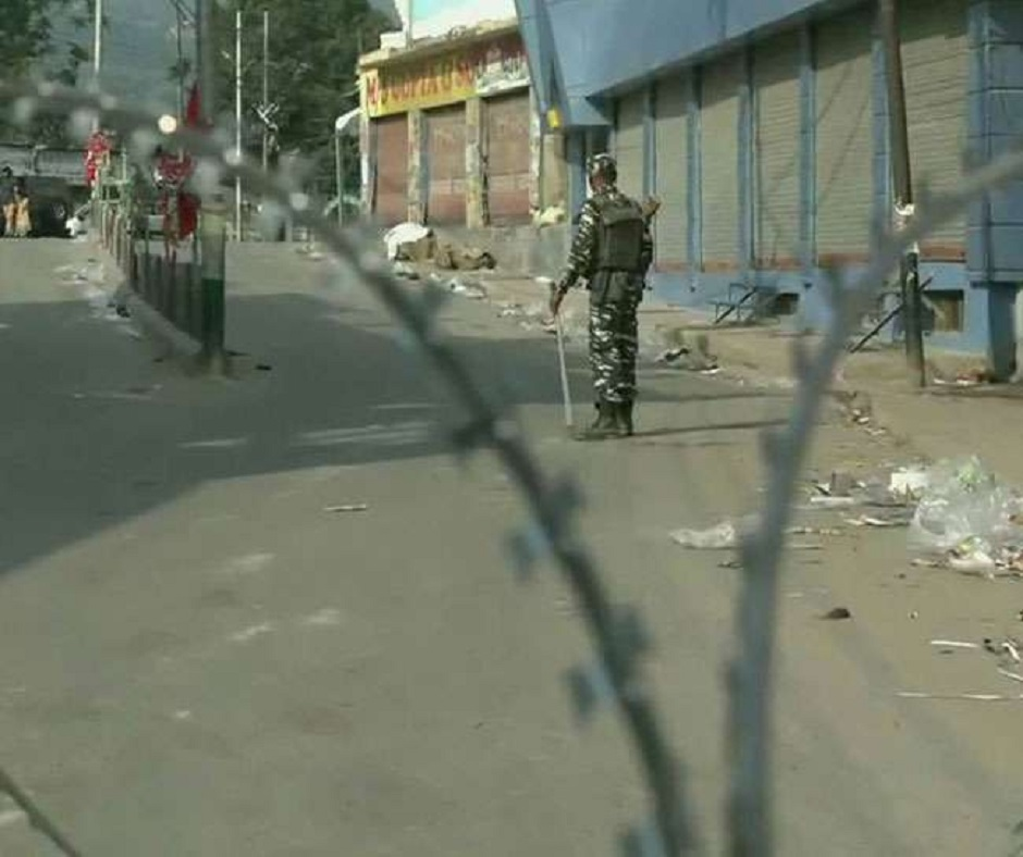 Article 370 revocation, adaptation of central laws helped in decreasing terror incidents by 63.93% in J-K in 2020: Govt