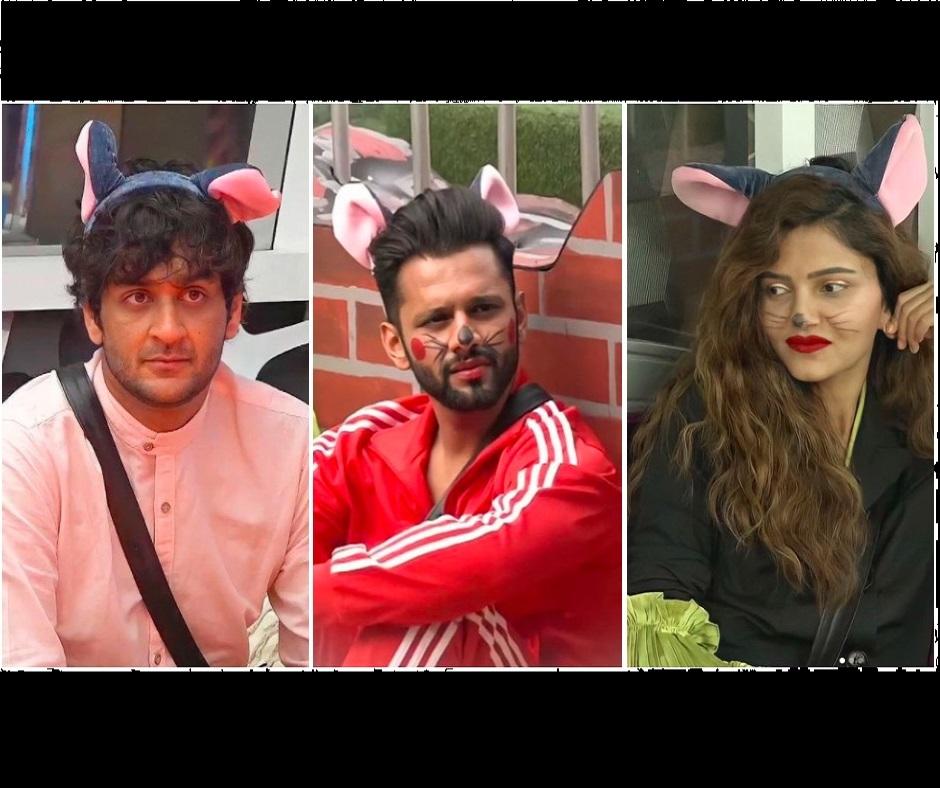 Bigg Boss 14: Special Nomination! Vikas Gupta-Rubina Dilaik nominate Rahul Vaidya; here's list of contestants nominated this week