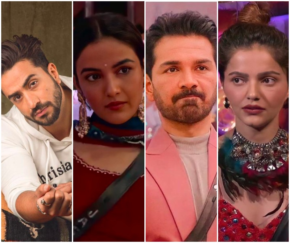 Bigg Boss 14 Precap: Rubina Dilaik, Abhinav Shukla, Aly Goni, Jasmin Bhasin nominated; know why