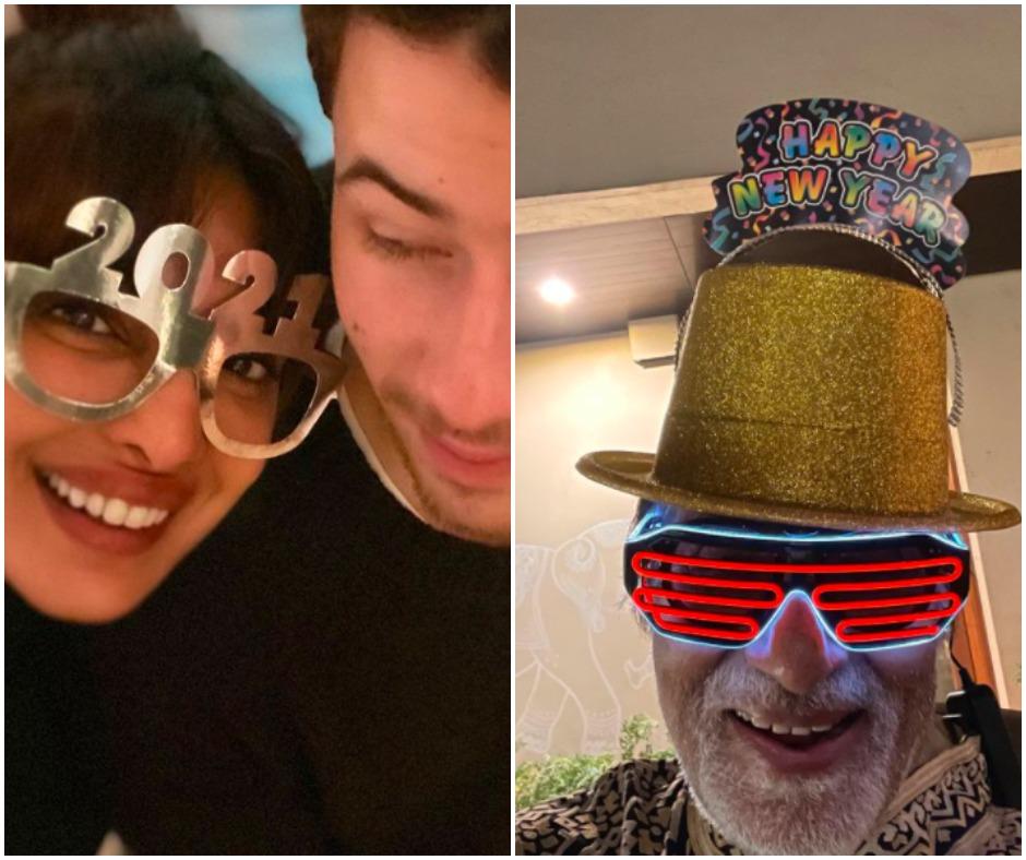 Priyanka Chopra Jonas welcomes 2021 with hope it will make everything better