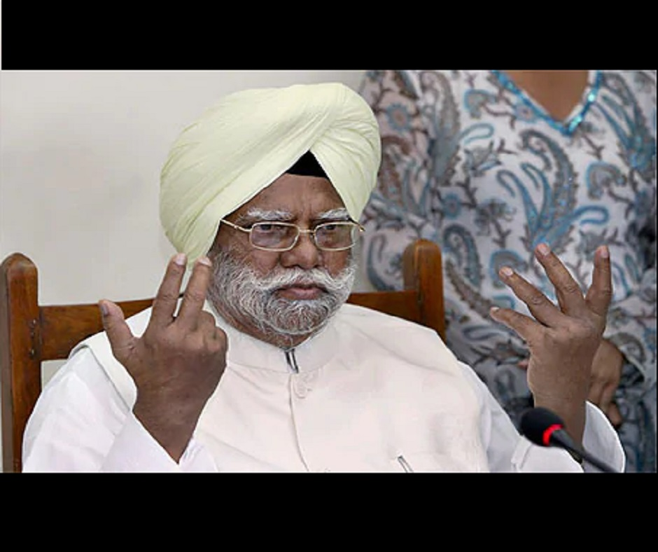 Buta Singh, Congress veteran and former Home Minister, passes away; PM Modi expresses grief