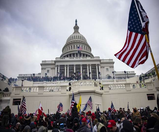 US Capitol Violence | 'Attack on democracy': World leaders express shock as Trump supporters flounce US Capitol