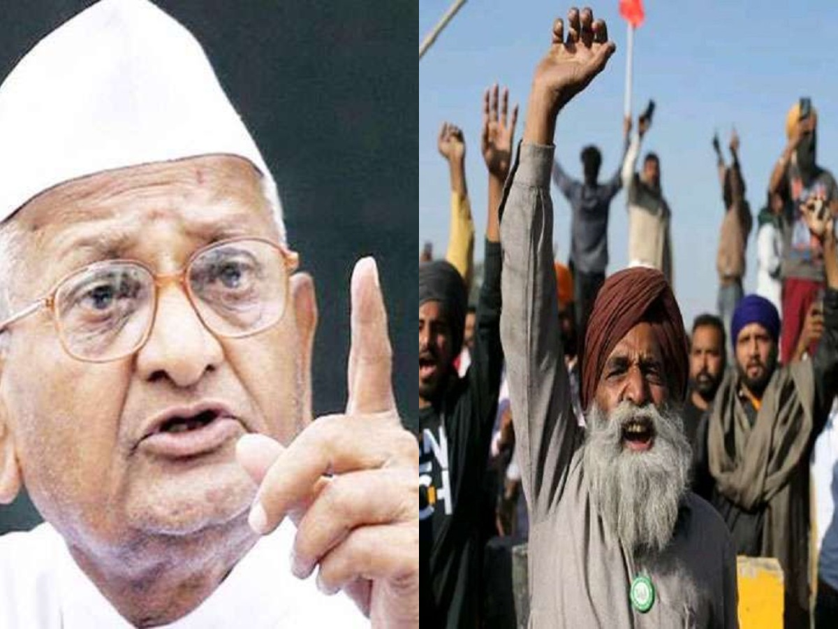 Farmers' Protest: Anna Hazare to stage fast in Delhi for farmers; first meeting of SC-appointed panel on laws likely on Jan 19