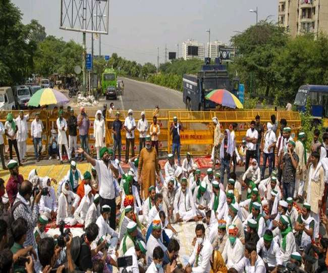 Farmers' Protest: As new year begins, farmers continue stir for 37th day, say 'no question of withdrawing 2 demands'
