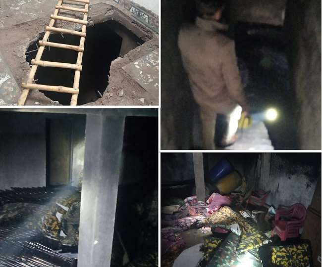 2 kids burnt alive after fire engulfs illegal tent warehouse in UP's Lucknow