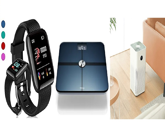 From airpurifiers to smartwatches to smart scales; gadgets to buy amid COVID-19 to have healthier lifestyle