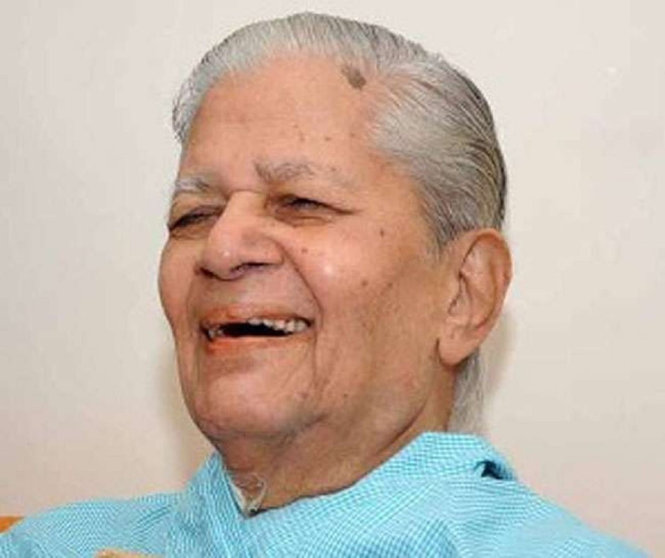 Madhavsinh Solanki, Congress veteran and former Gujarat CM, passes away; PM Modi, President Kovind express grief