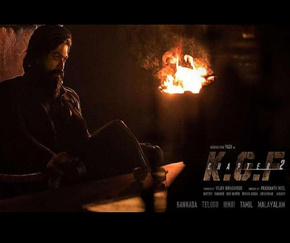 KGF Chapter 2 teaser beats Master, RRR to become most liked on YouTube as fans shower love on Yash's birthday