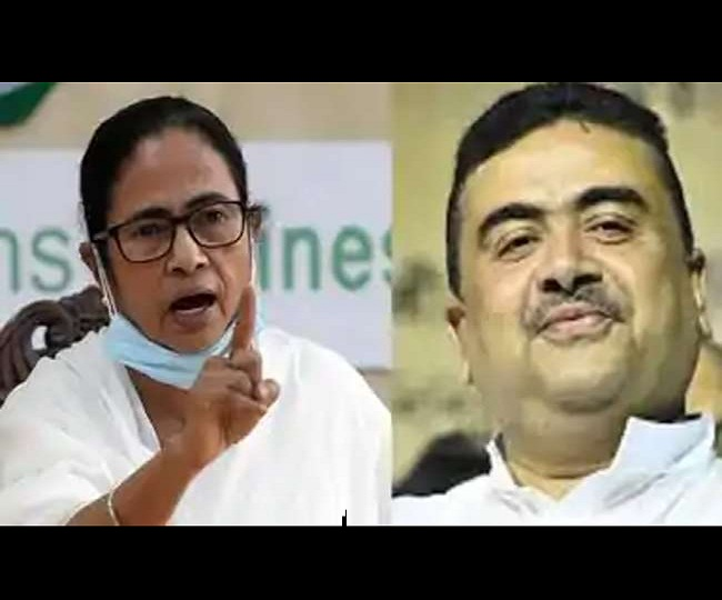 'Will quit if she didn't lose by 50,000 votes': Suvendu Adhikari on Mamata Banerjee's decision to contest from Nandigram
