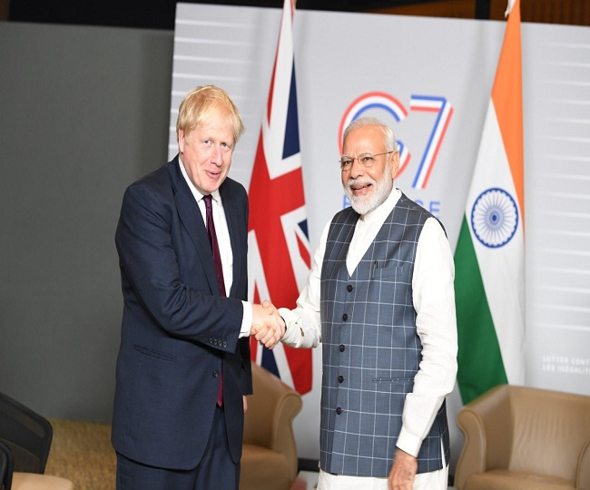 UK invites PM Modi for G7 meet in June; Boris Johnson likely to visit India ahead of summit