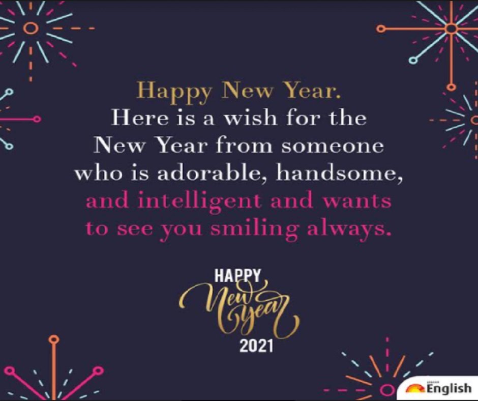 Happy News Year 2021: Wishes, messages, quotes, greetings, SMS, WhatsApp and Facebook status to share on new year