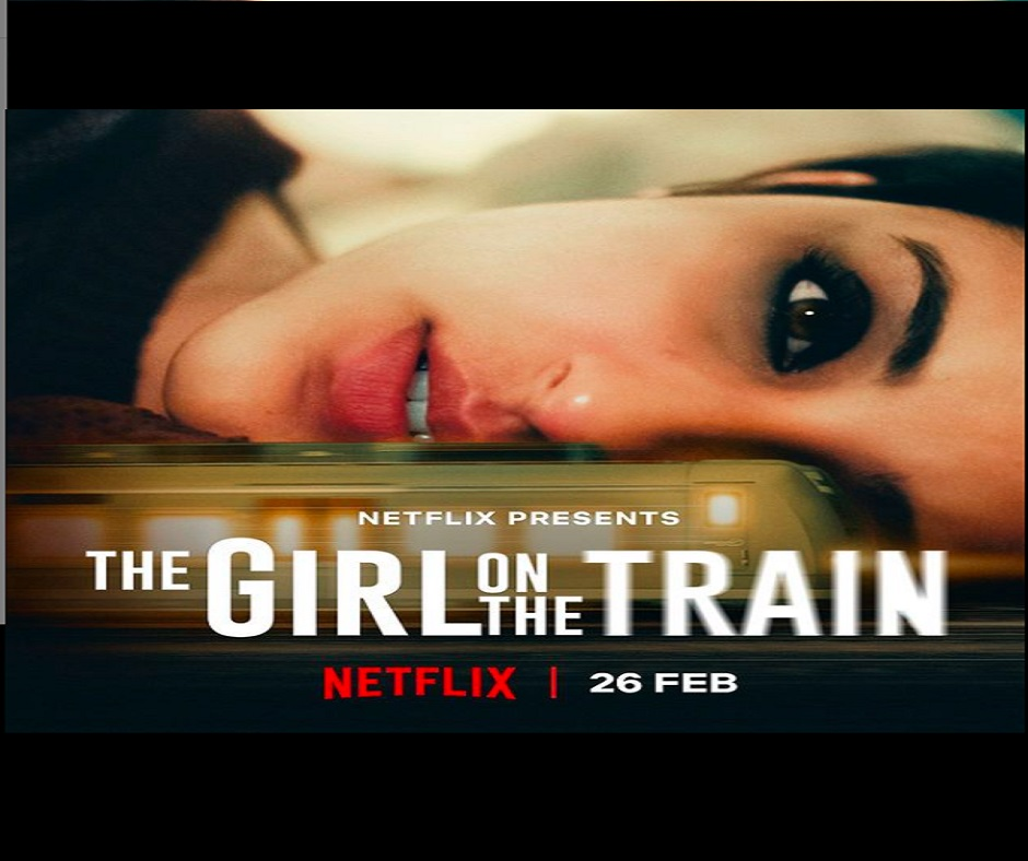 The Girl On The Train Teaser: Parineeti Chopra's intense avatar in this Netflix thriller is as scary as it can get | Watch