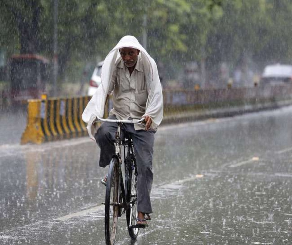 Weather Forecast: IMD issues 'yellow alert' as rains, thundershowers lash north India for 2nd straight day
