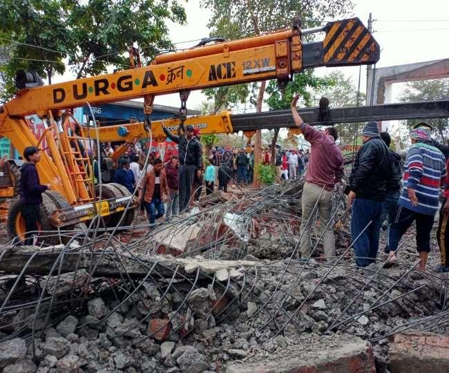 23 killed as roof collapses at crematorium in Ghaziabad's Muradnagar; PM Modi offers condolences