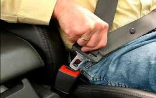 Commuters beware! Not wearing rear seat belts in cars will now attract..