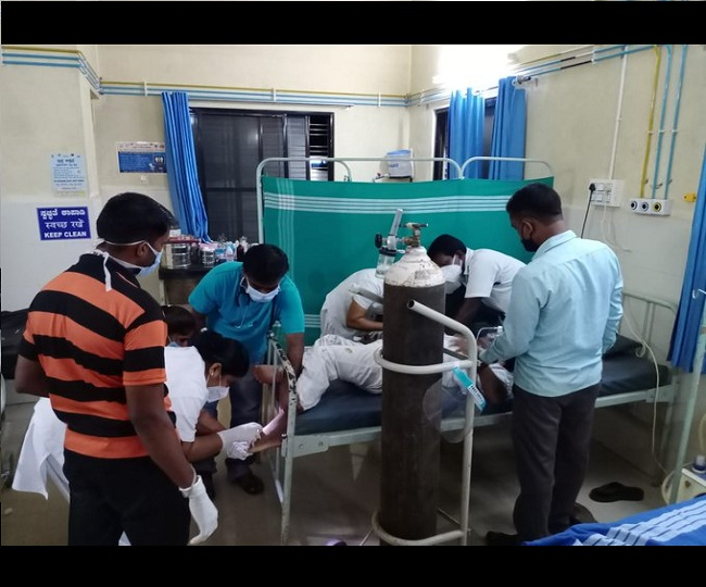 Shripad Naik's wife and secretary killed in road accident in Karnataka, injured minister rushed to Goa