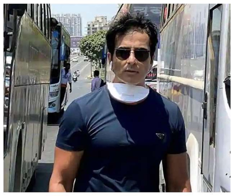 Case registered against Sonu Sood for allegedly converting Juhu residential building into hotel