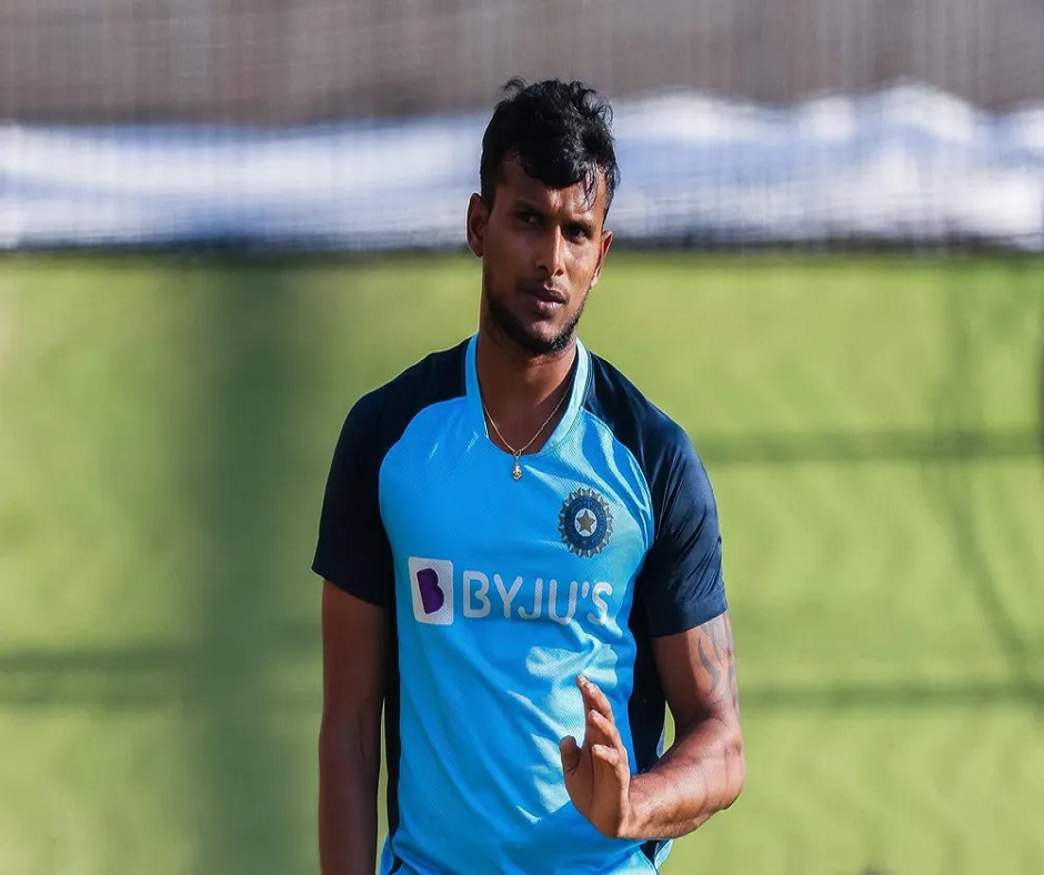 India vs Australia 2020-21: T Natarajan to replace injured Umesh Yadav in India's Test squad