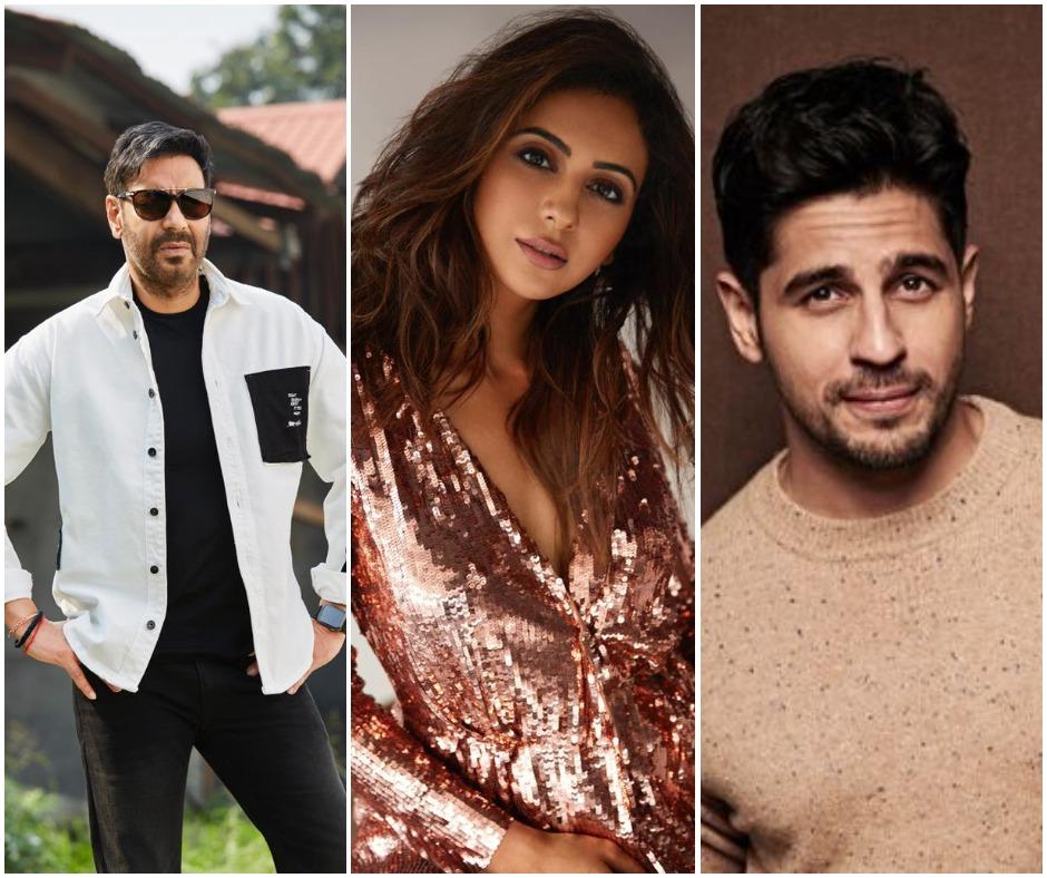 Ajay Devgn, Rakul Preet Singh and Sidharth Malhotra to star in Indra Kumar's comedy-drama 'Thank God'