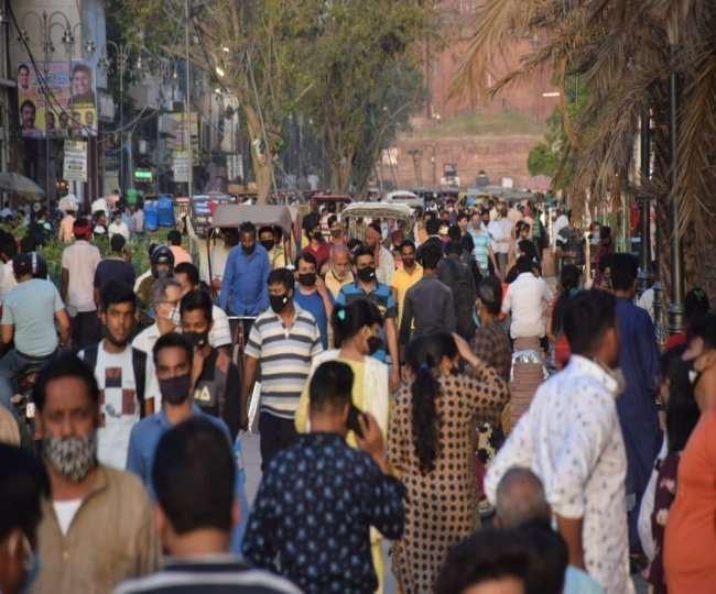 Delhi Coronavirus Restrictions: Lajpat Nagar market closed till further orders over violation of COVID norms