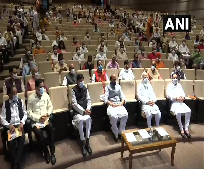 'Expose opposition leaders for not allowing Parliament to function properly': PM Modi to BJP MPs