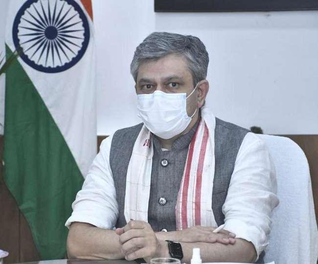 Trinamool Congress bringing culture of violence to Parliament: IT Minister Ashwini Vaishnaw